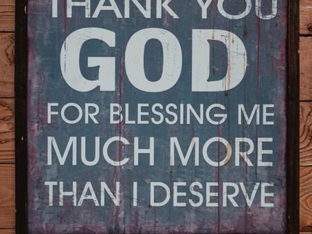 Every Spiritual Blessing
