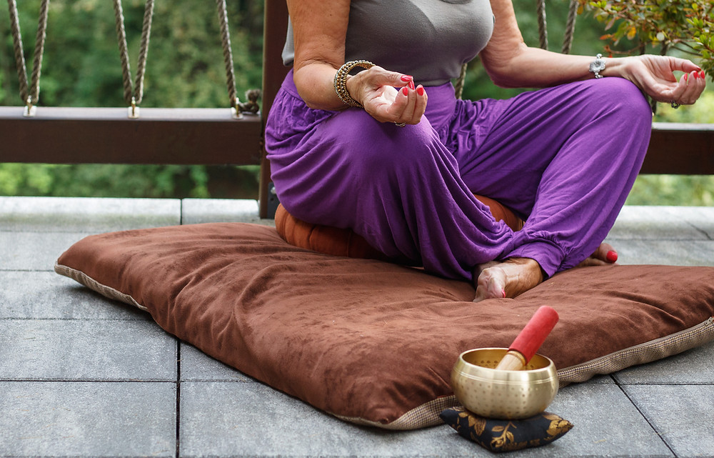 Yoga Nidra guided relaxation
