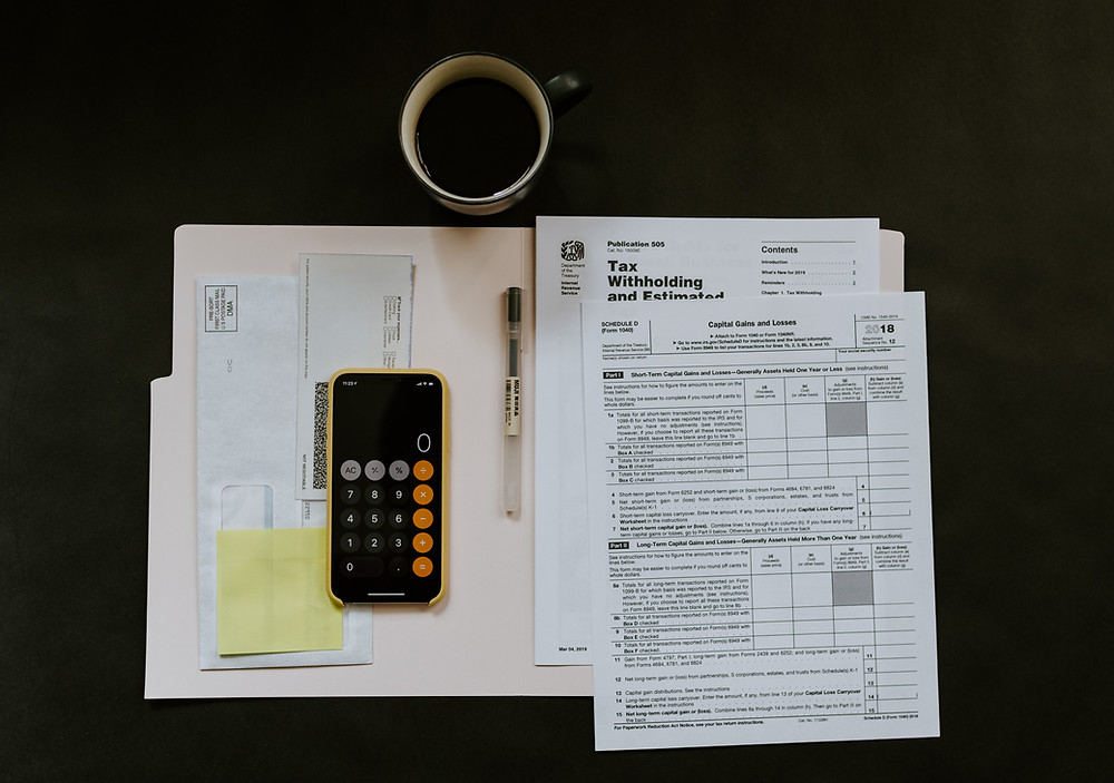 What are the 3 main financial statement?