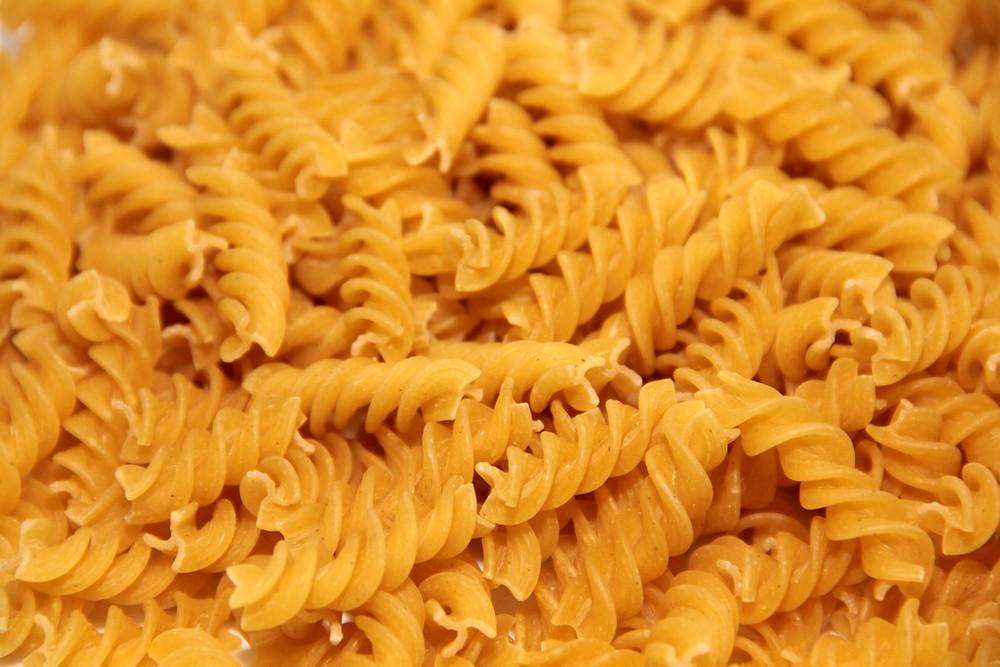 dried macaroni