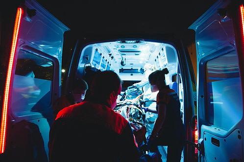 Curso de Atendimento Pré-hospitalar Máster (APHM) - Formação de Socorrista