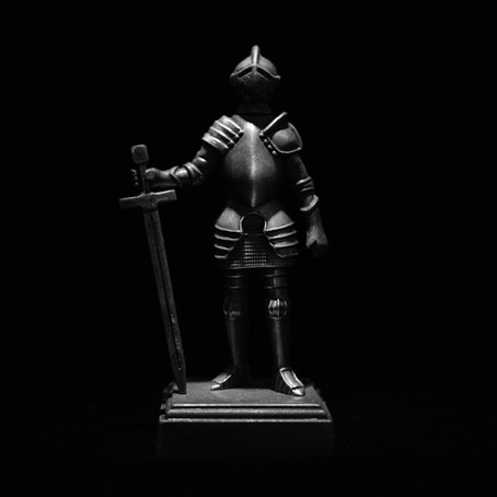 Vulnerability - dare to show the chink in your armour...