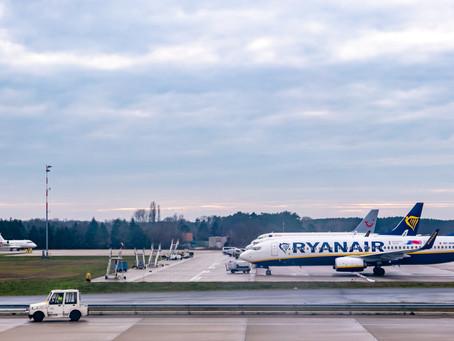 Sve što morate znati prije prvog leta s Ryanairom!