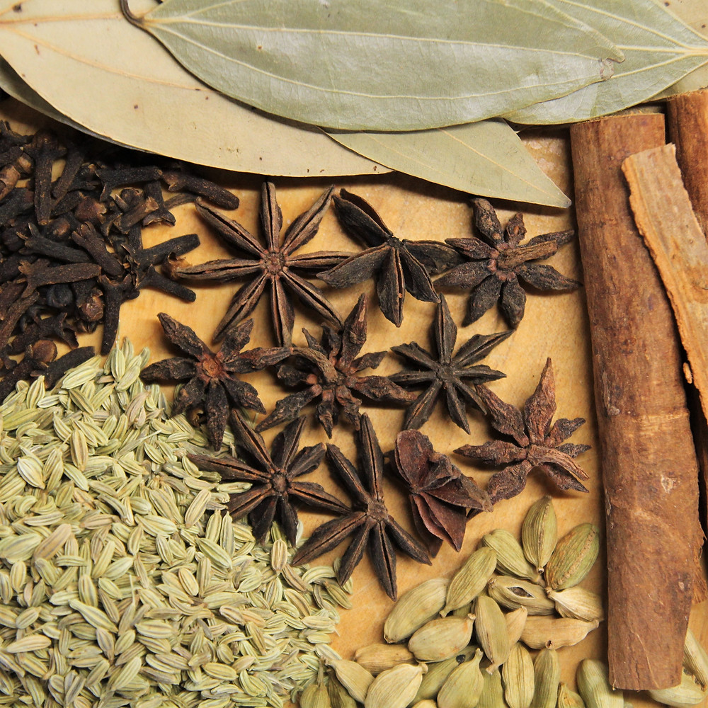 Terpenes 101: Caryophyllene Oxide (found in dried herbs and spices)