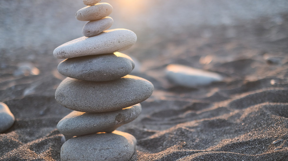Restorative Yoga (75 mins) - Relax, Restore, Rebalance