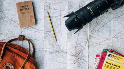 The Spirituality of Travel