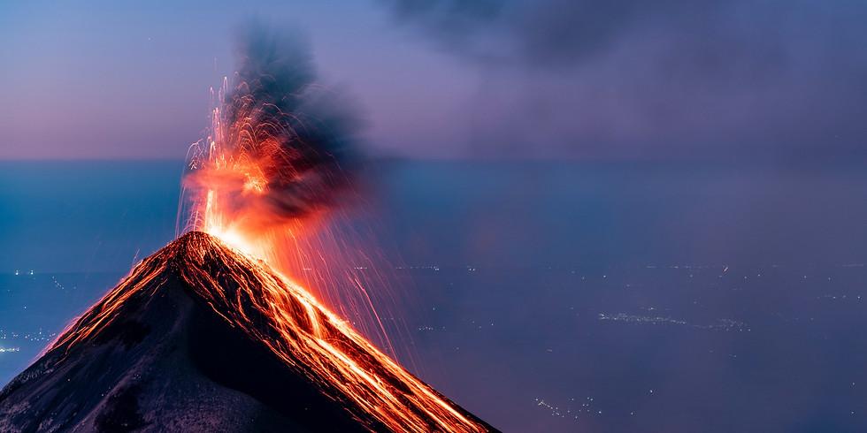 火山を作ってみよう(3-6歳向け)【Leland】