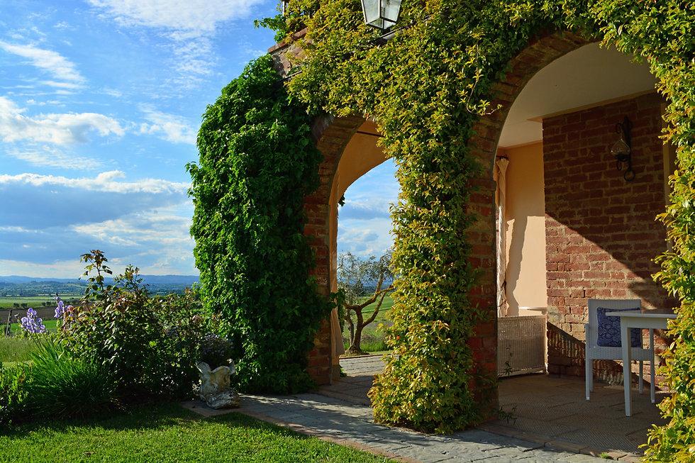 Finca Villa in der Toskana