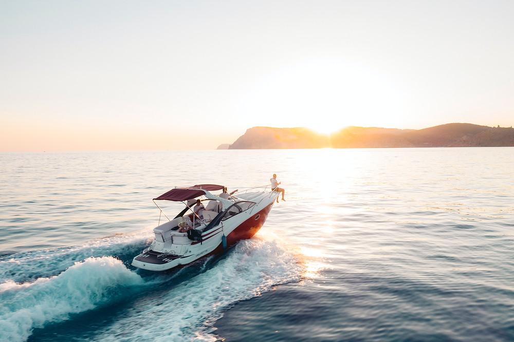 Yacht tours near Mexico Beaches