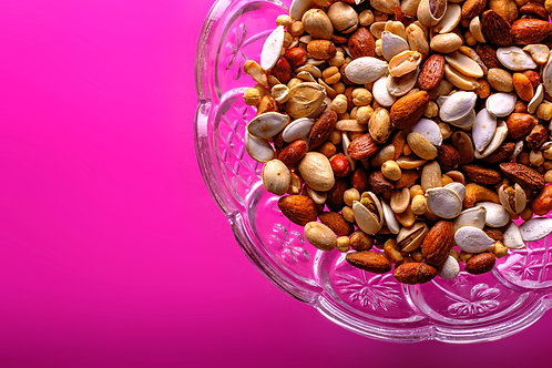 Herby, Salty Nut Mix