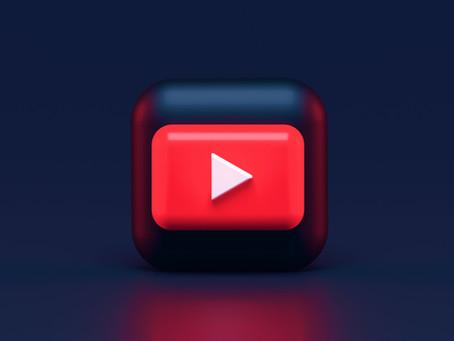 Youtubeやってます