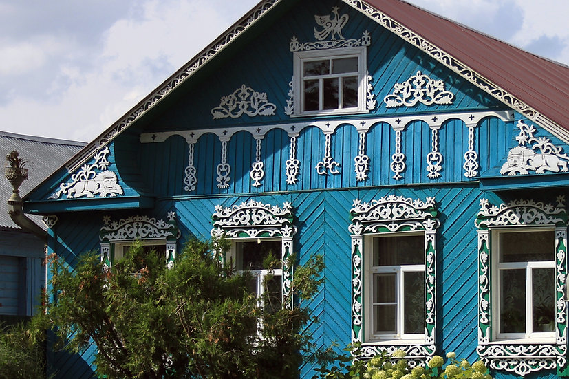 Golden week-end: Vladimir and Suzdal