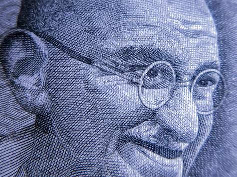 Gandhi and Idealization
