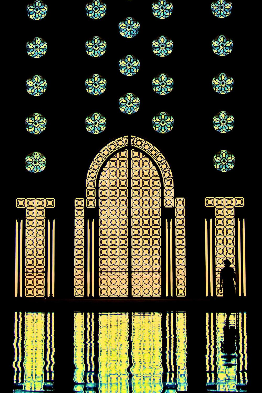 moroccan art metalwork