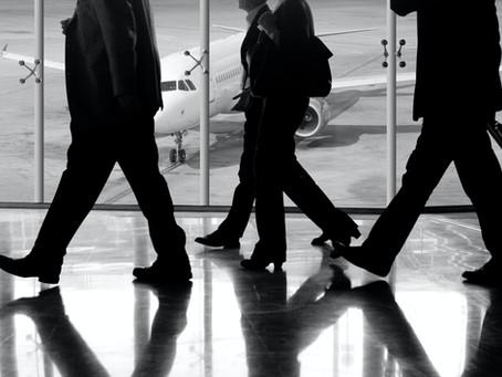 Protest al polițiștilor de frontieră la Aeroportul Zaventem, vineri, când se pleacă în vacanță
