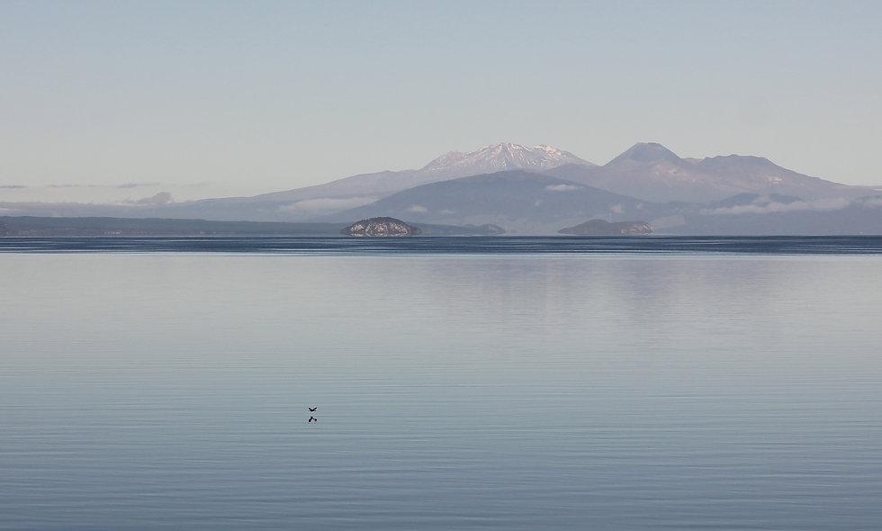 Lake Taupo boat trip