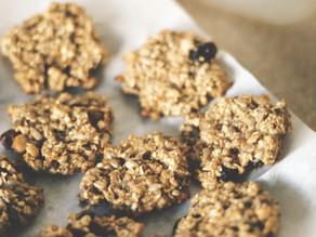 Raisin Oatmeal Cookies
