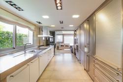 Küche neu im Raum