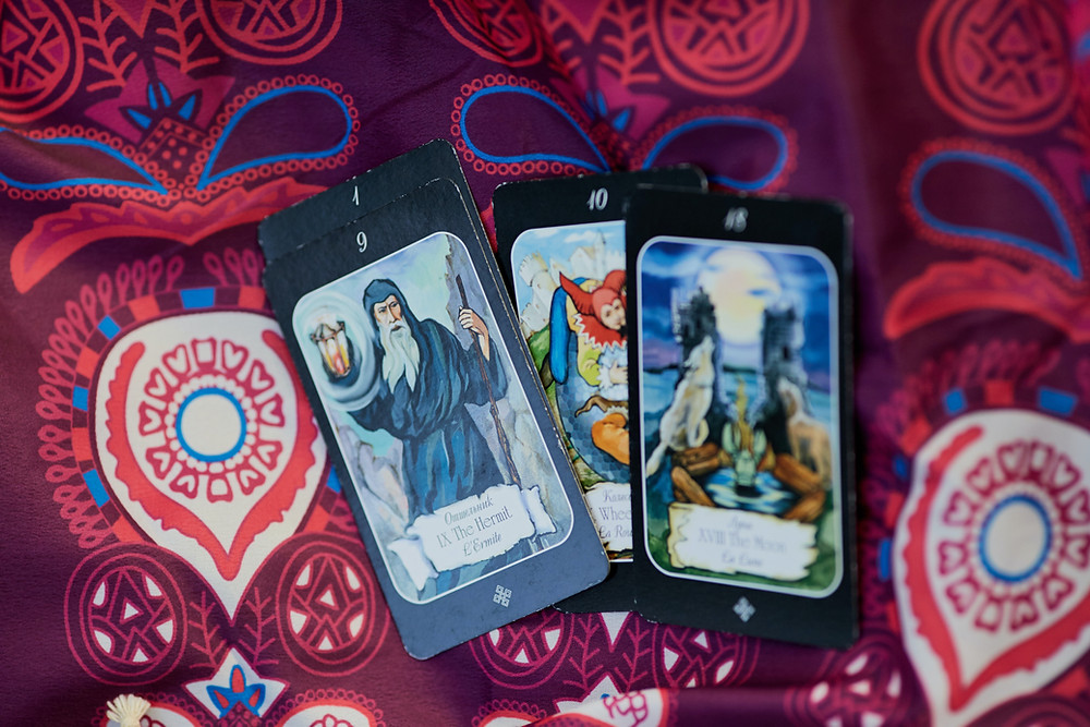 Divination cards are the chosen tool of many mystics due to their detailed and helpful answers but Oracle cards can be message from deities and are just as useful.