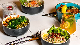 Eating Well In The Office And Home Office | Healthbox NZ