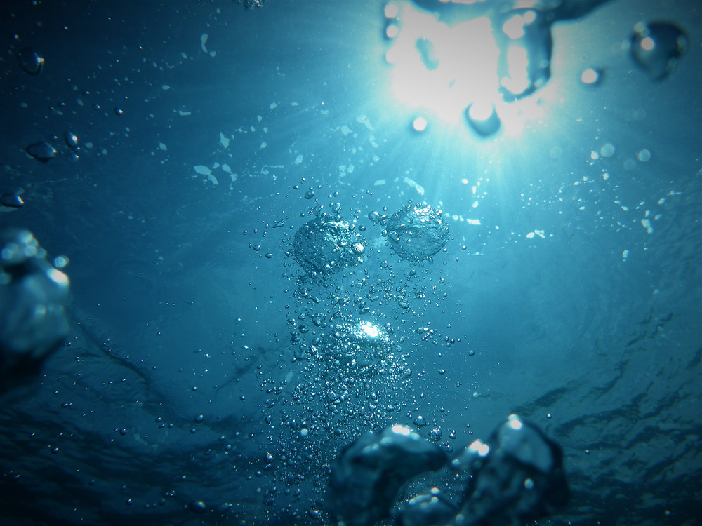 Water elements represents Knowledge
