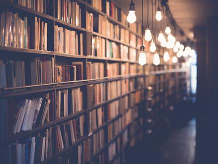 Library dreams...