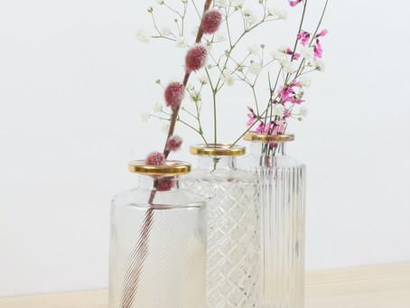 Artikel / Klein, aber oh-so-schön – Mikro-Vasen