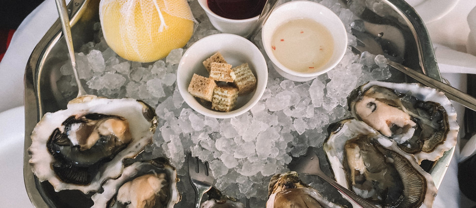 Best Seafood Spots in Charleston