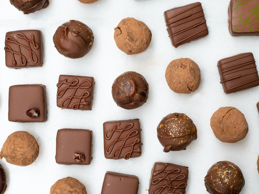 Healthy and easier than you think! Steps to making chocolate at home