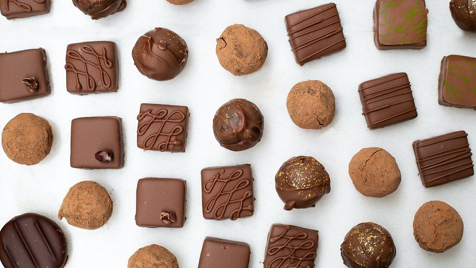 Chocolate Praline by the Pound