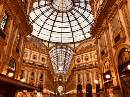Grandi cambiamenti in Galleria Vittorio Emanuele