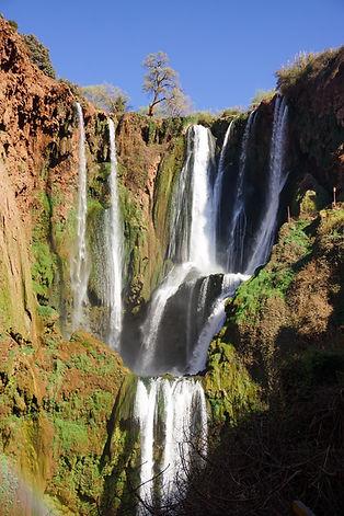 CK HAMIDI Příroda v Maroku: Ouzoud vodopád