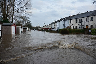 water damage New Life DKI