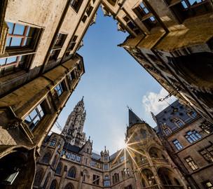 Altstadt in München