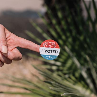Parading the Polls