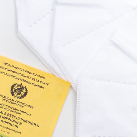 #Impfausweis: Sorge um Fälschungen