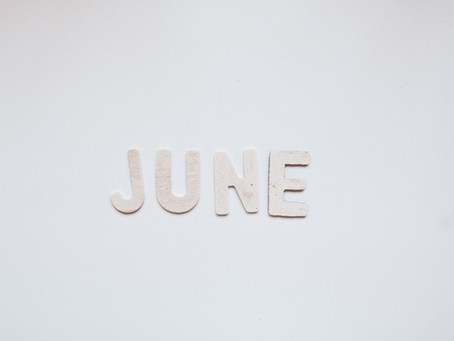 FYI: It's June!