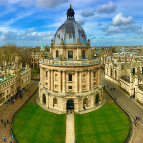 Oxford Application Experience