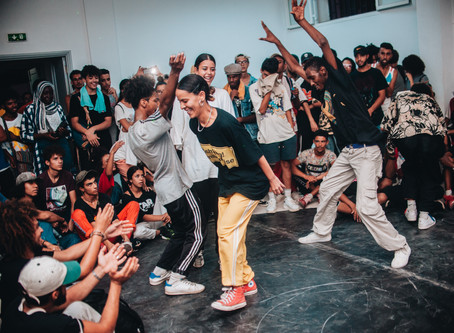 5 Reasons why you should join our hip hop Series.