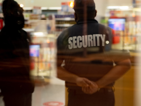 Ασφάλεια χώρου & έγκλημα