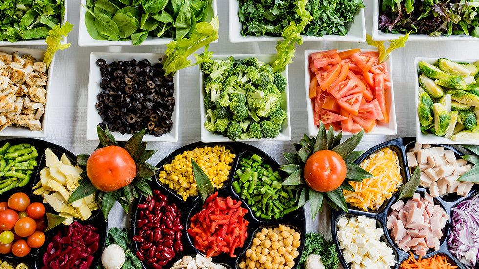 Custom Nutrition Plan