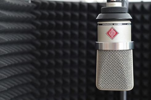Los Angeles CA Voice Over Recording Studio