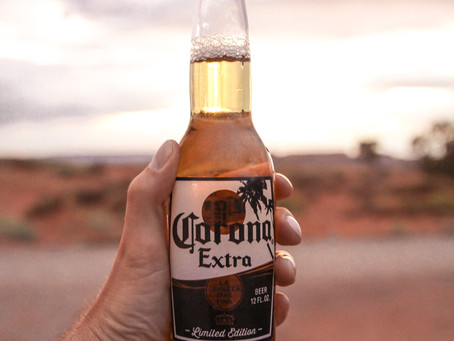 Did you think Corona and high speed broadband would be used in the same sentence?
