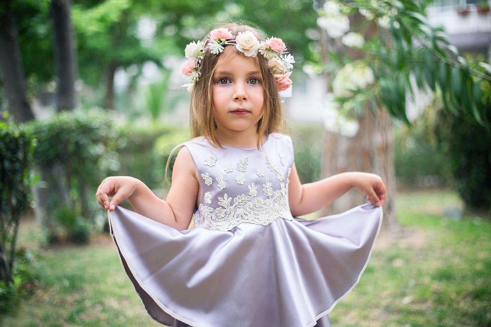 Eigene Kinder in Hochzeit einbeziehen