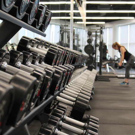 """""""Getting Back To The Gym"""" Fitness Training Guide"""