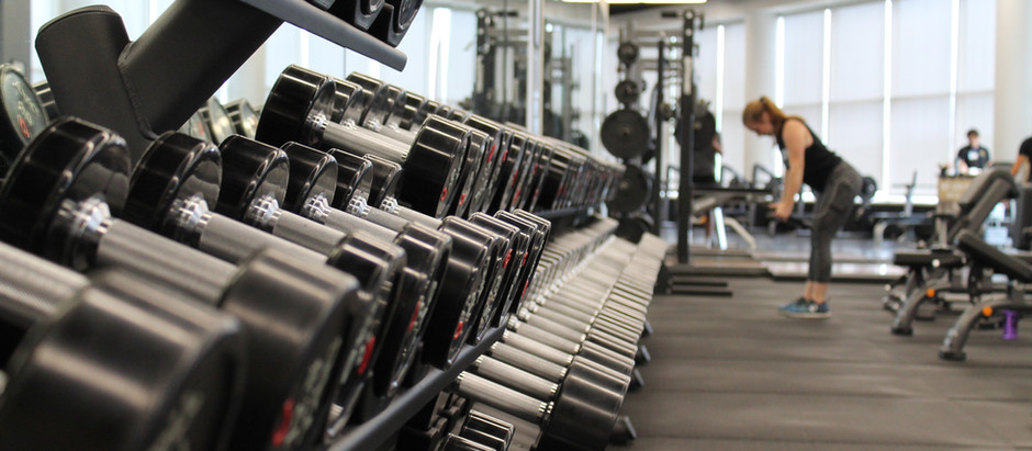 """Preserving your gym """"gains"""" over the next few weeks"""