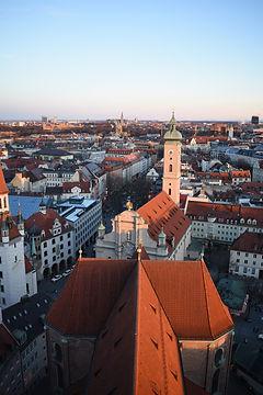 Munich by Mateo Krössler