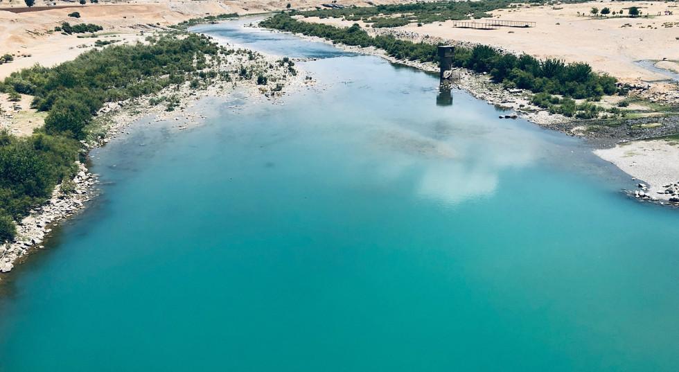 Tigris River in Diyarbakir