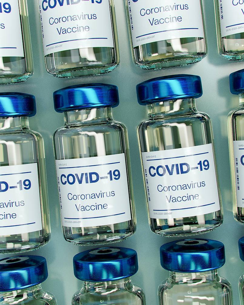 Symbol side effect of Covid19 vaccine