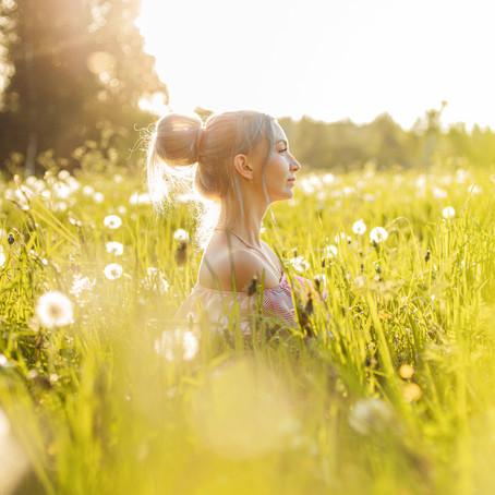 Awaken Your Total Being This Spring!